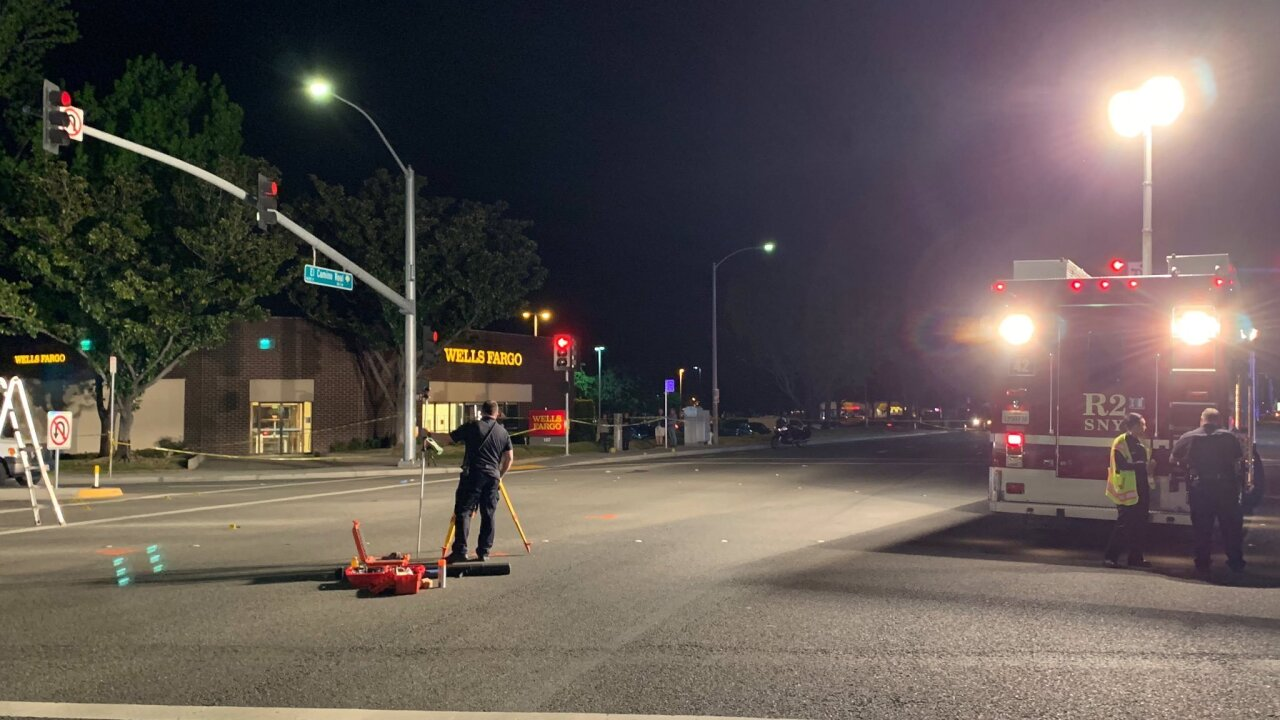 Driver who plowed into California pedestrians faces 8 attempted murder counts, police say