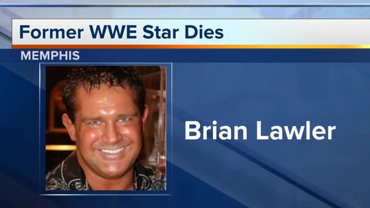Ex-WWE Star Brian Christopher Lawler Dead At Age 46