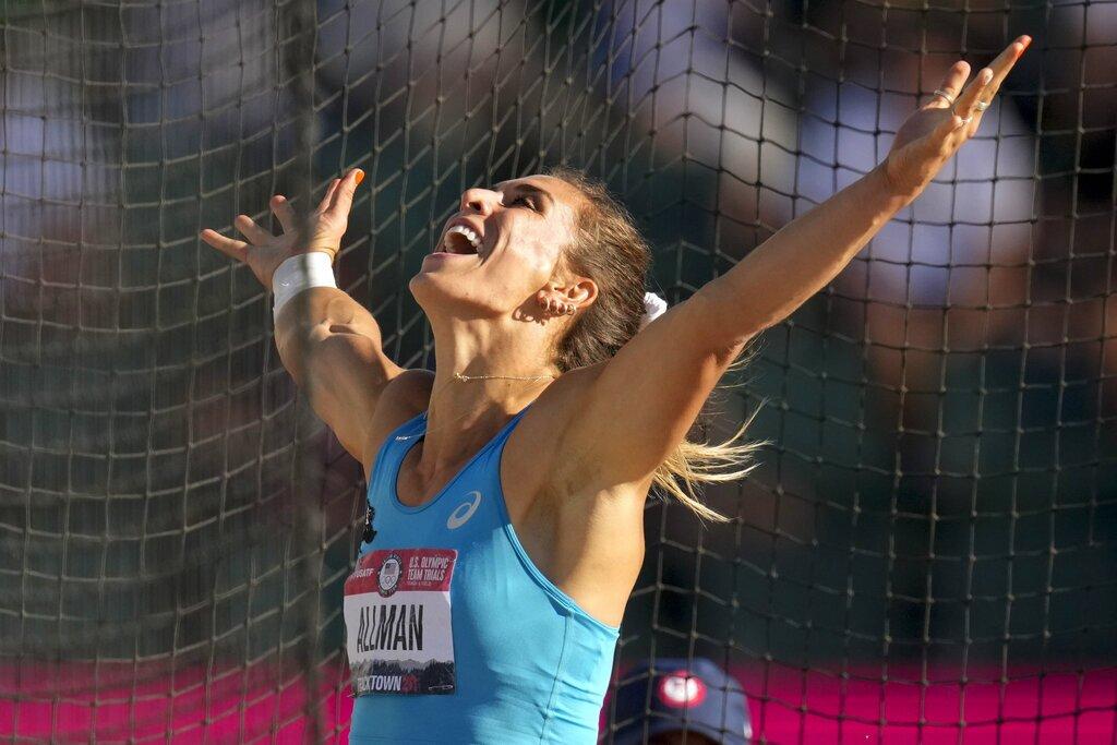 APYOPIX US Track Trials Athletics