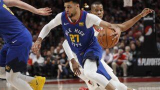 Nuggets' Murray confident heading into new NBA season