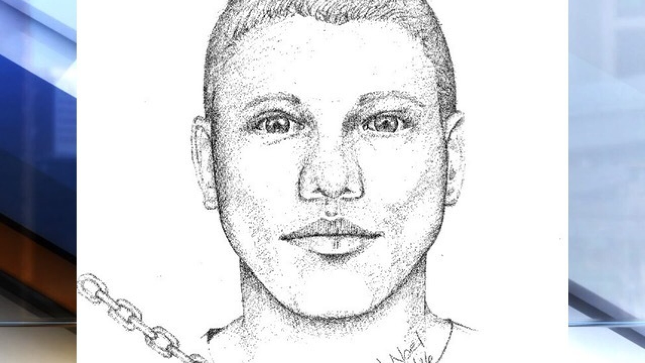 Sketch released in West Chester sexual assault