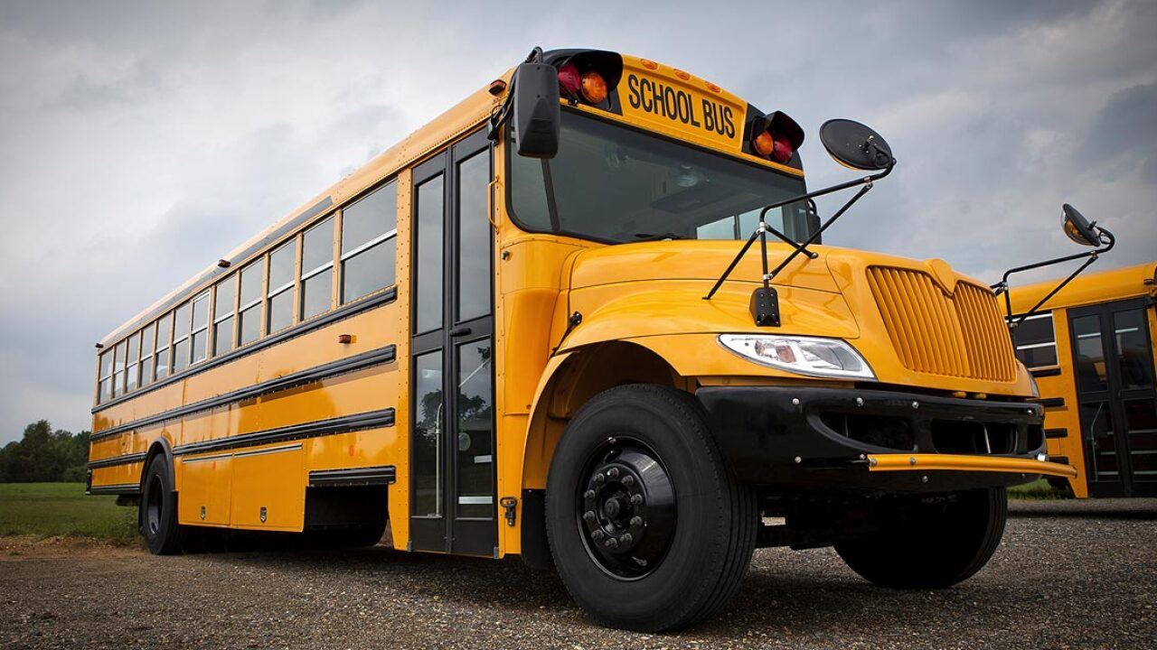 Washington school bus driver faces DUI charge