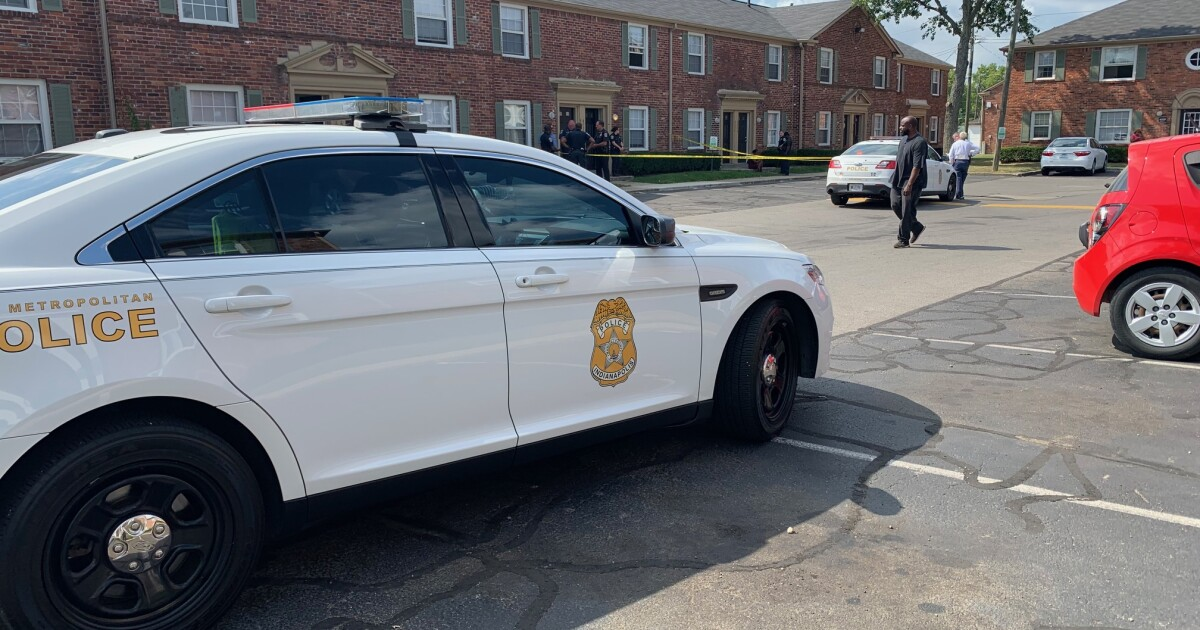 4-year-old Indianapolis boy accidentally shoots himself