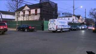 Scene after a deadly Queens fire