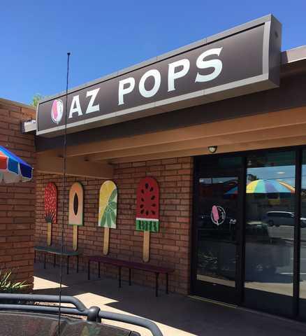 Top 10 ice cream, frozen pops, dessert spots in Phoenix in 2017, according to Yelp