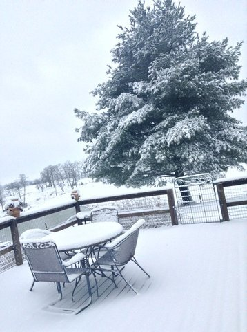 Late March snowstorm blankets Greater Cincinnati