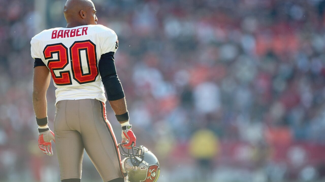 Rondé Barber to be inducted into Buccaneers Ring of Honor this year