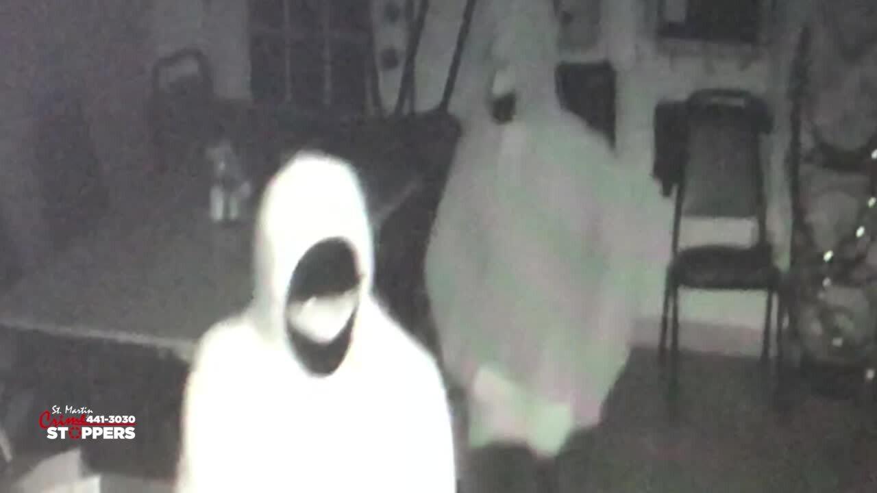 Glenda's burglary SMPCS