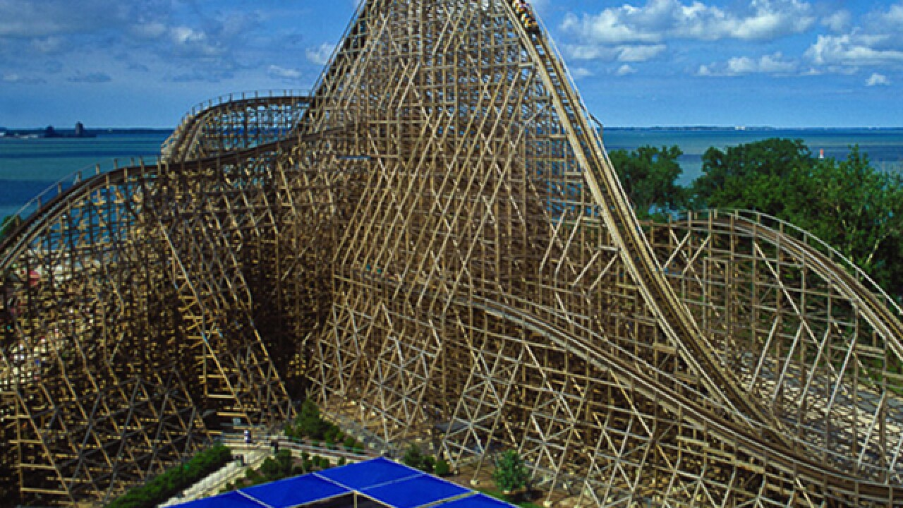 They're Coming: Cedar Point releases new teaser about the Mean Streak