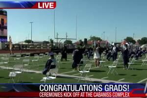 Four area graduations set for tonight across Coastal Bend