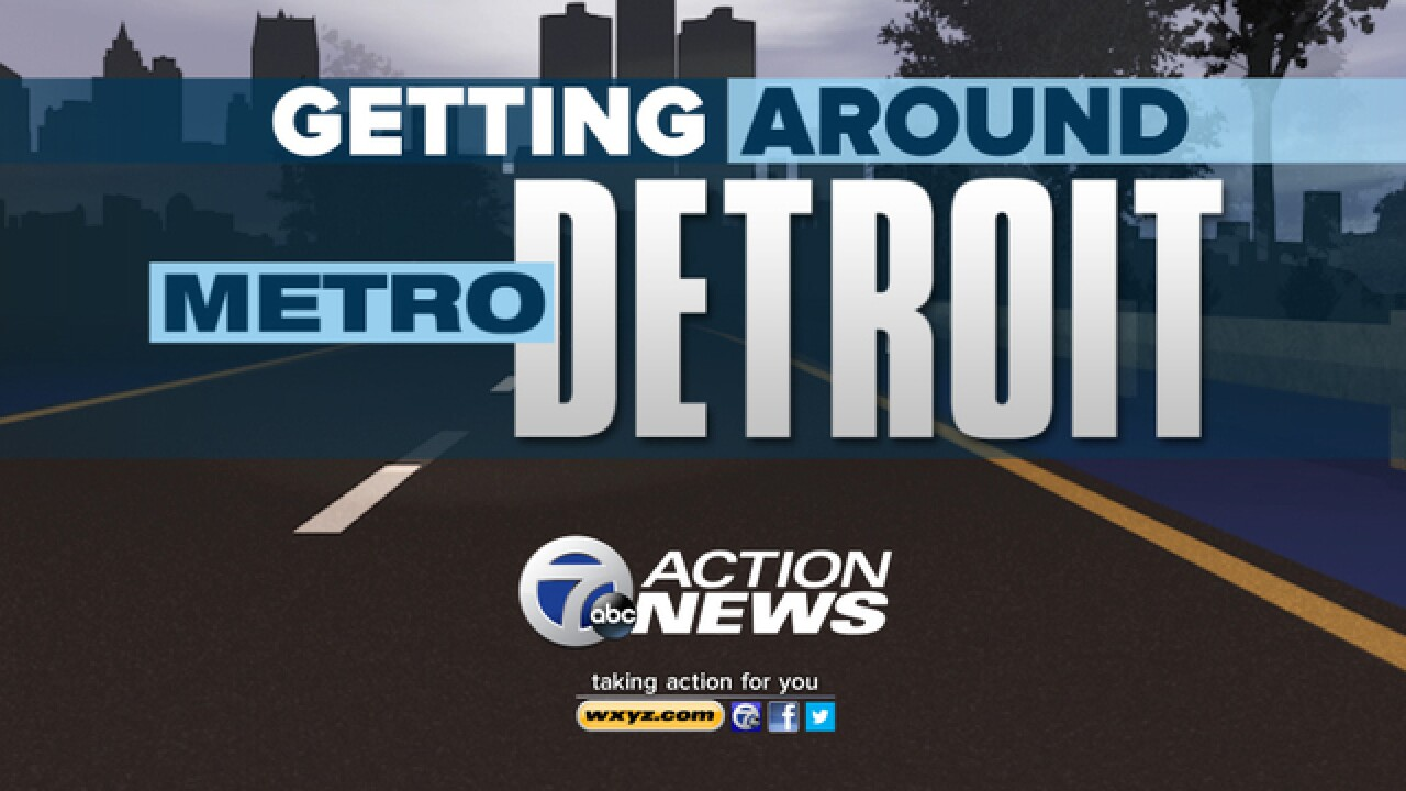 COMPLETE COVERAGE: Getting around metro Detroit