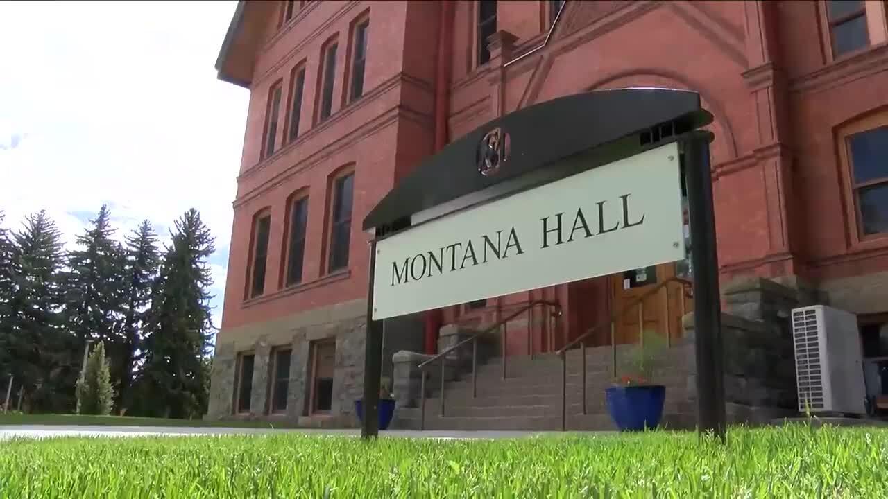 Montana Hall MSU