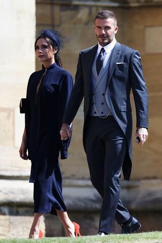 Royal Wedding: Oprah, the Beckhams and Idris Elba among those in attendance