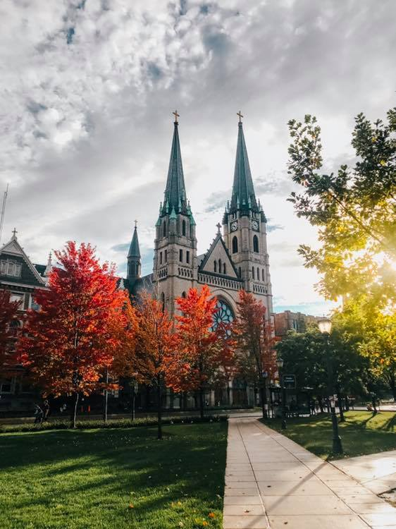 Marquette University offers the sixth best value for a Wisconsin college education.