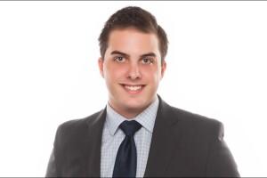 Conor McCue, LEX 18 Reporter
