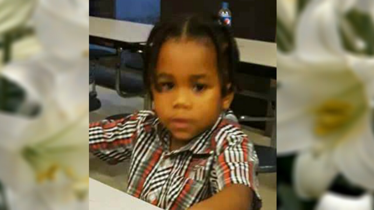Family of toddler killed in Richmond asks forprayers