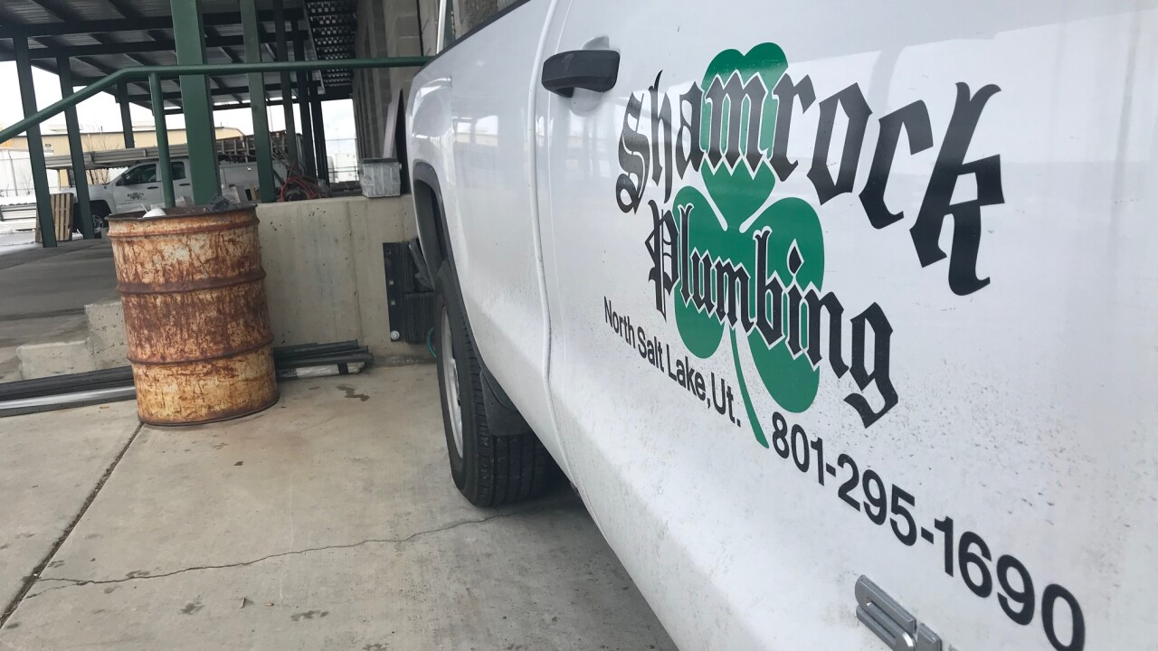 North Salt Lake burglary leaves plumbing business out thousands ofdollars