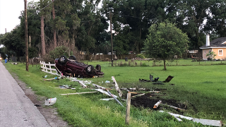 Seffner woman dies in single vehicle crash, passenger in critical condition