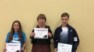 Kids shine in Stevensville chess tournament