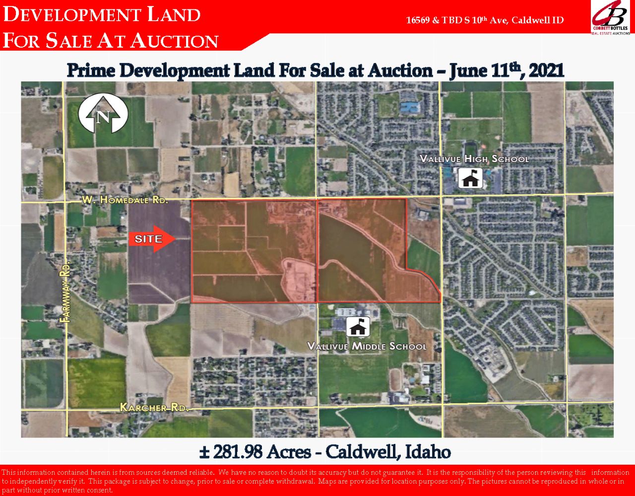 thumbnail_Map of Land for Sale at Auction in Caldwell.png