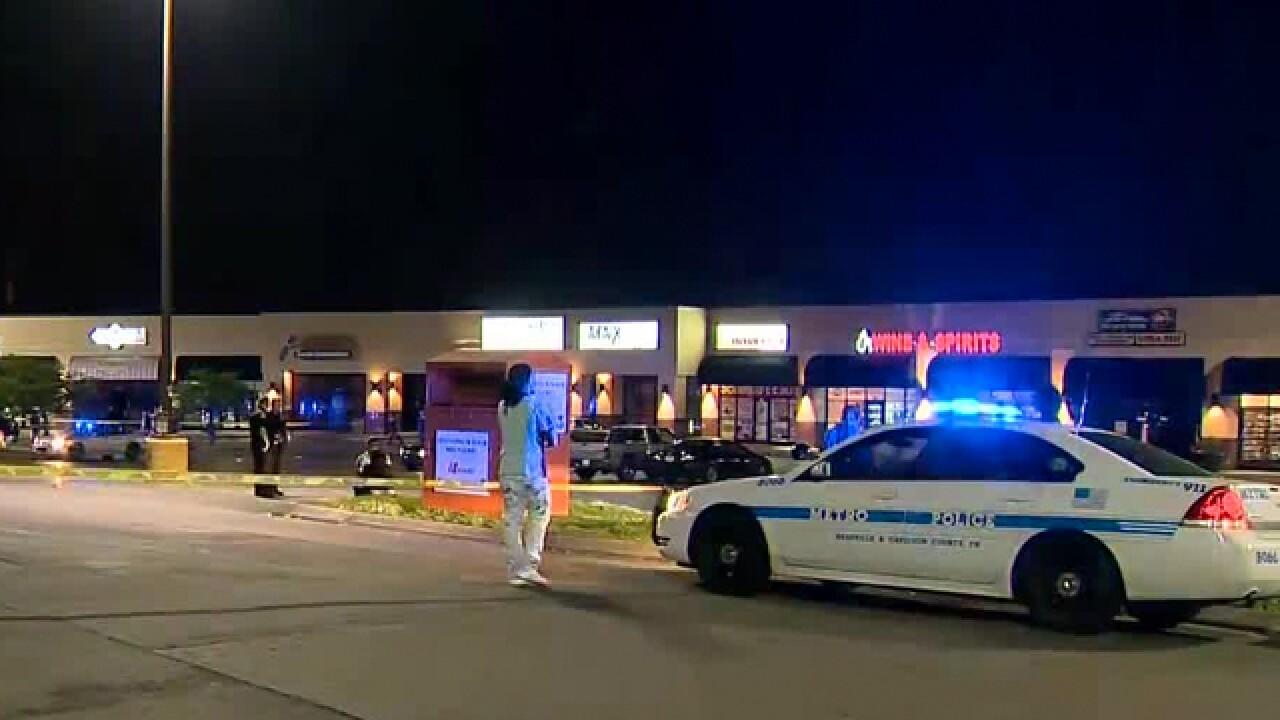 Man Shot, Killed Outside Antioch Hookah Lounge