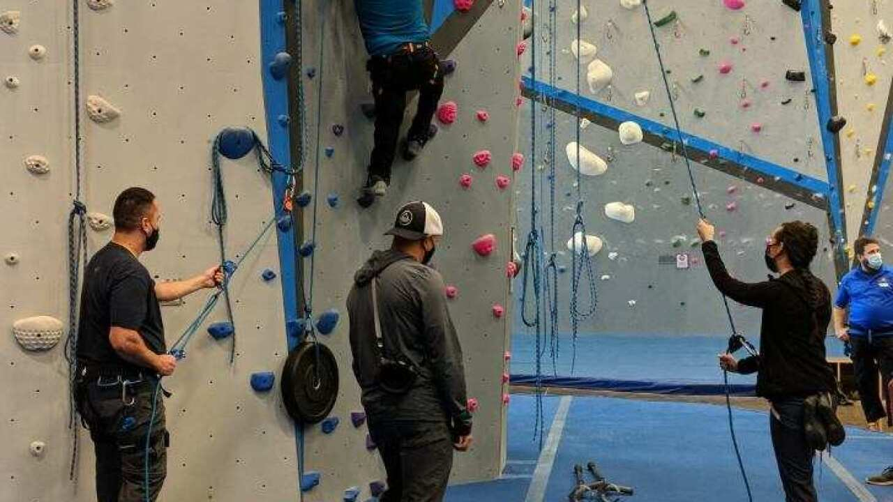 Central Rock Gym Buffalo wants everyone to feel welcome