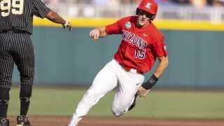 CWS Arizona Vanderbilt Baseball