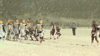 Helena High happy to win snowy crosstown and playoff bye