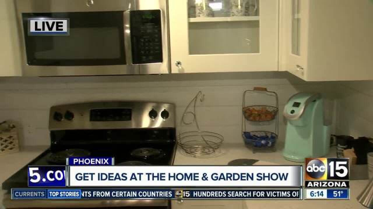 Maricopa County Home and Garden Show highlights tiny homes