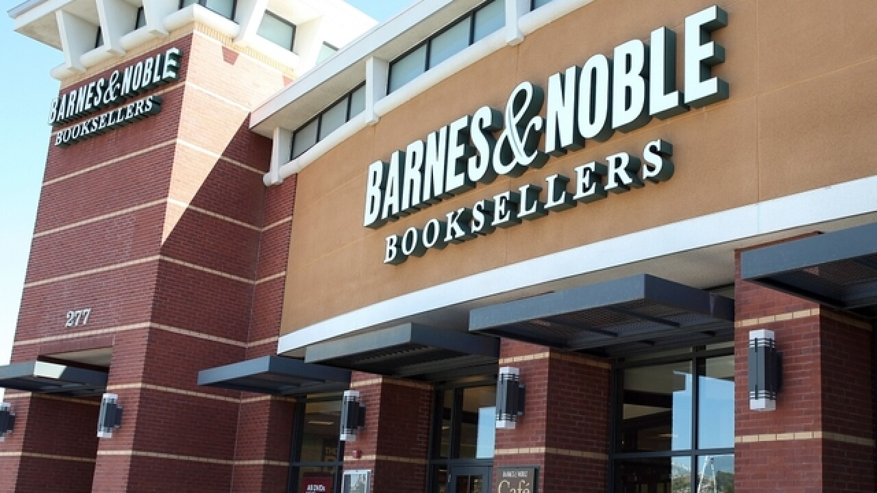 Barnes & Noble's losses widen; leaders blame lack of foot-traffic in stores