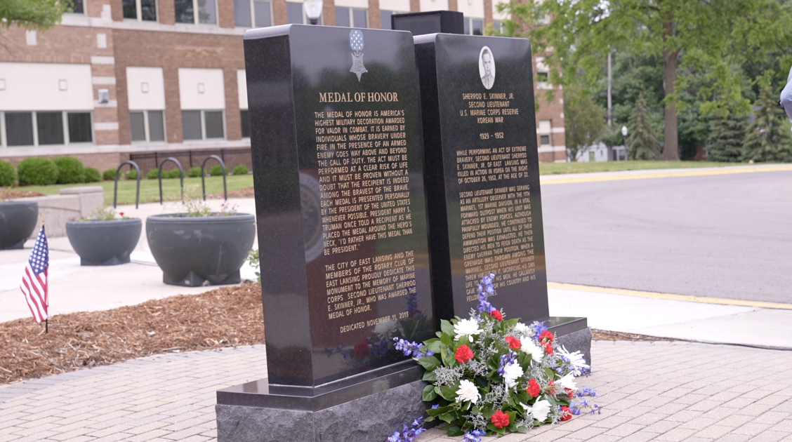 East Lansing Memorial Day Ceremony