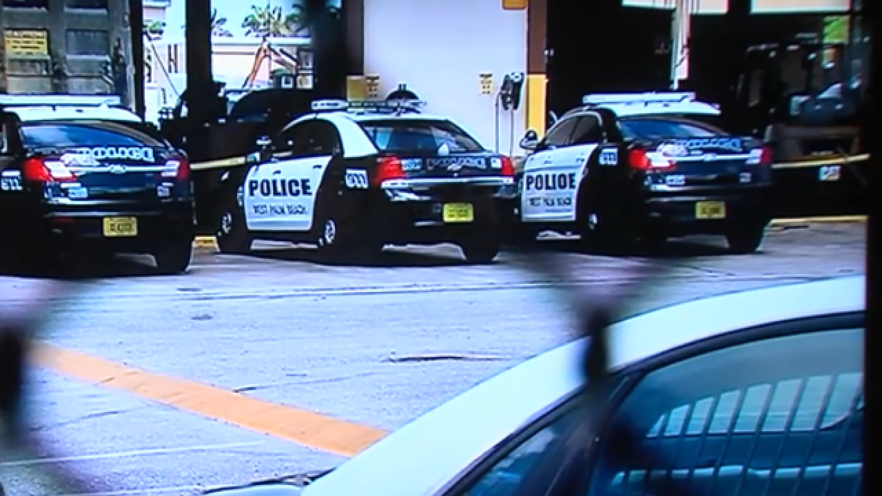 A look into WPB police cars damaged by diesel fuel