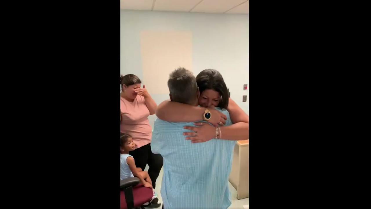 New Jersey Transit police went above and beyond to reunite a homeless man with his daughters