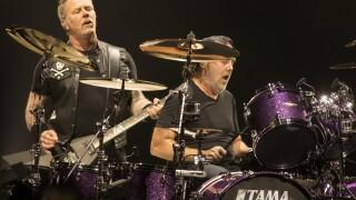 James Hetfield, Lars Ulrich