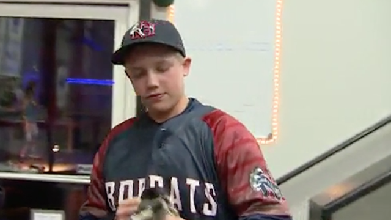 14-year old's name pops up on terror watch list on way to baseball tournament