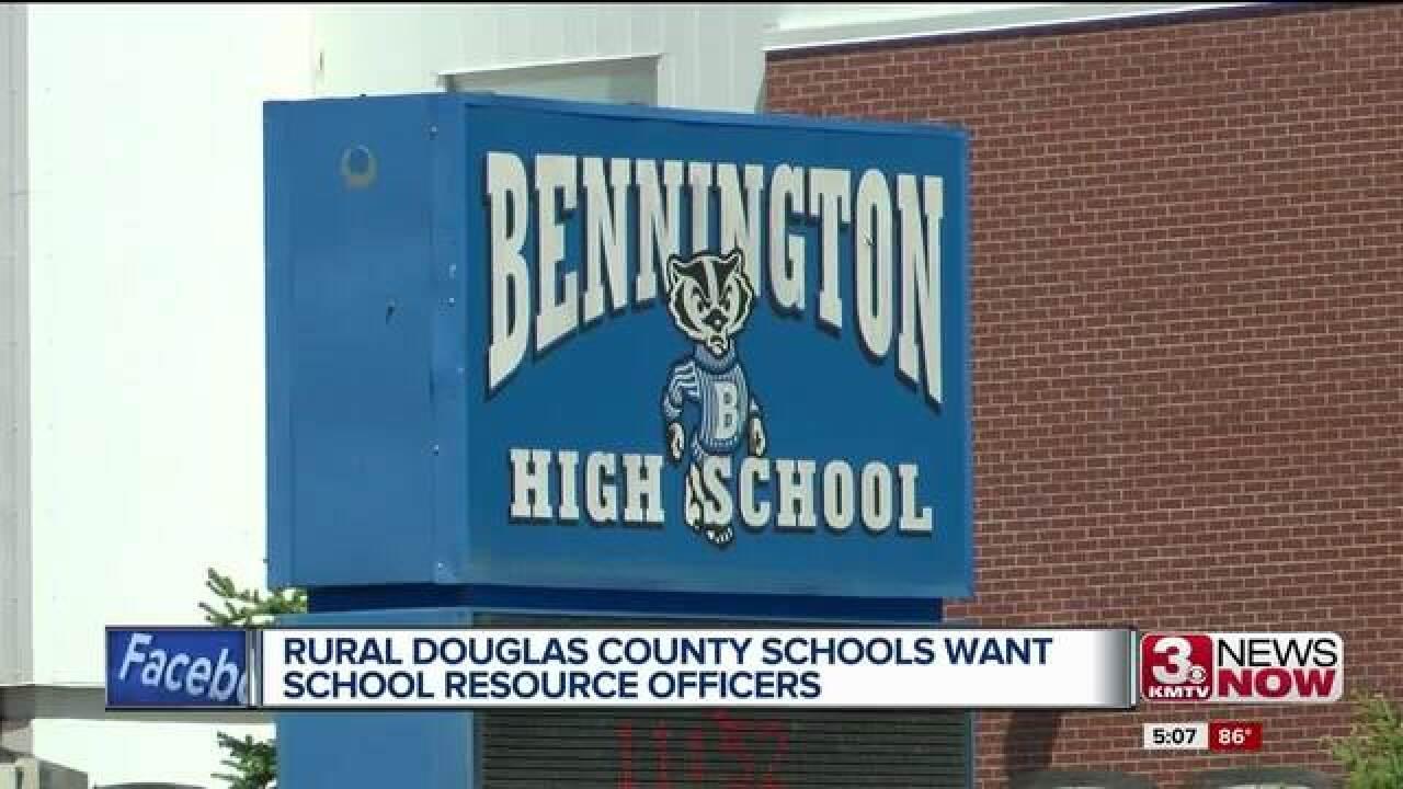 Bennington, DC West could get resource officers