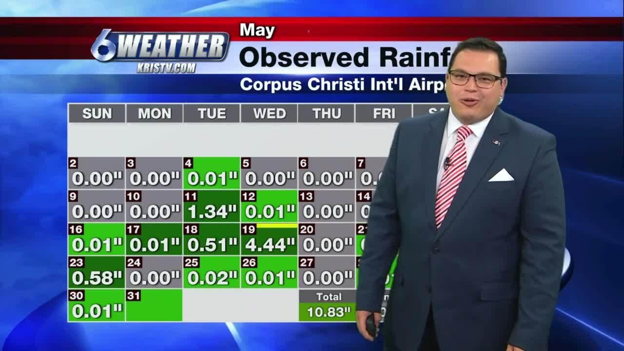 Juan Acuña's noon forecast