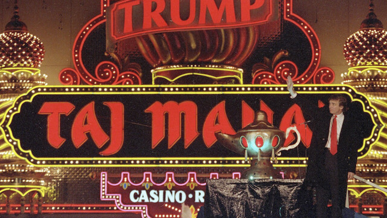 Trump Taj Mahal closes after 26 years; 5th casino casualty