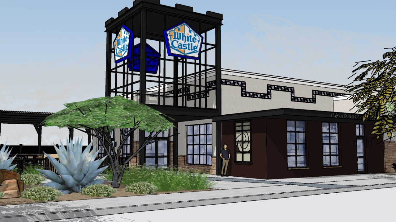 White Castle breaks ground on restaurant in Arizona; expects to open in the fall