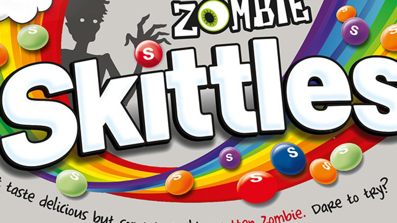 New Zombie Skittles pack coming in 2019