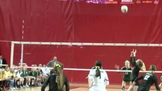 Nebraska State Volleyball: Gretna vs. Millard West