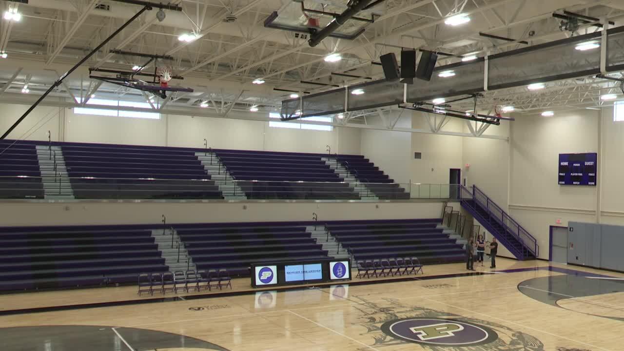 Linderman Elementary School gym