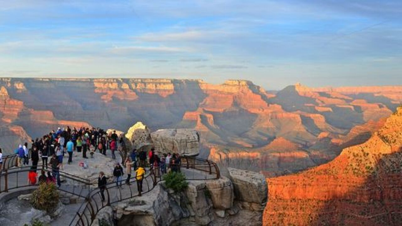 Third Person Dies At Grand Canyon In Past Eight Days