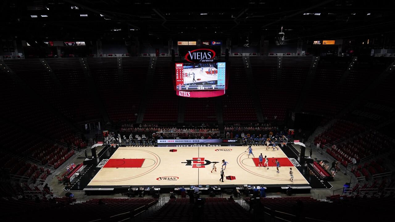 UCLA San Diego St Basketball