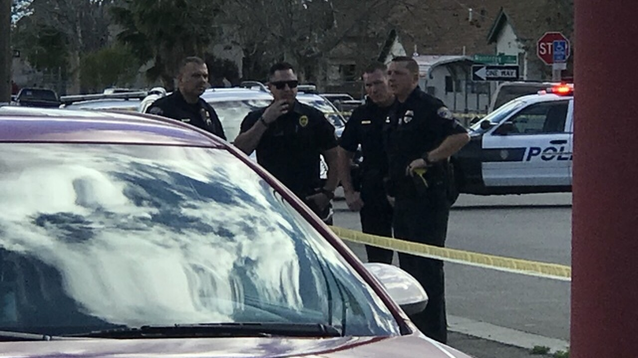 BPD responding to a shooting in east Bakersfield