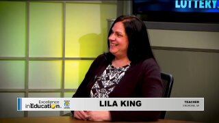 Excellence in Education: Lila King