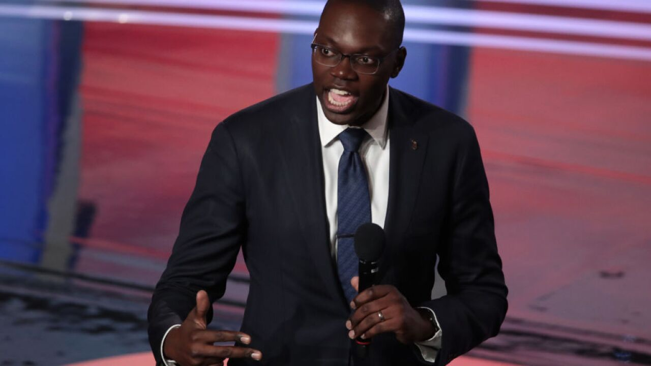 Michigan Lt Governor Garlin Gilchrist Endorses Joe Biden