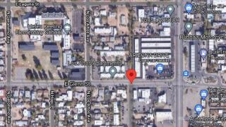 Tucson police investigated a homicide that happened Wednesday on Glenn Street.
