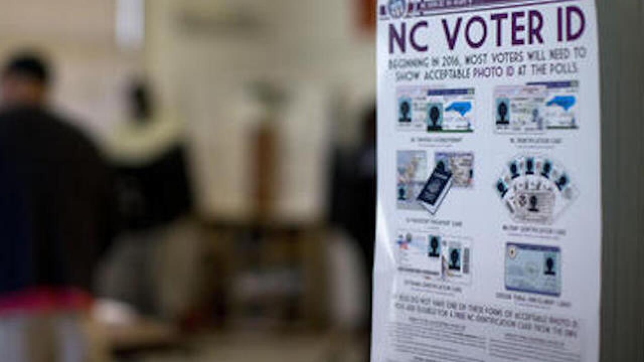 Courts strike blows to GOP voter restricts in 3 states