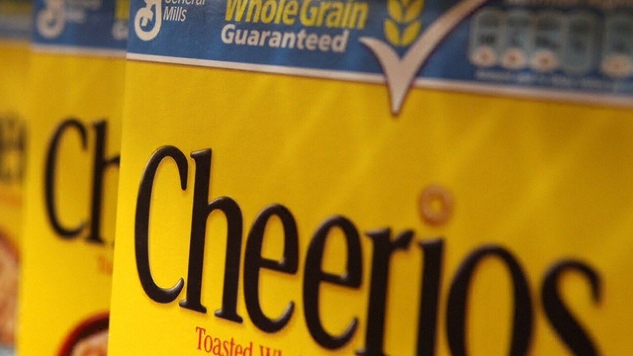 General Mills to label products with GMOs